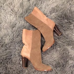 Jimmy Choo suede leather boots 39.5